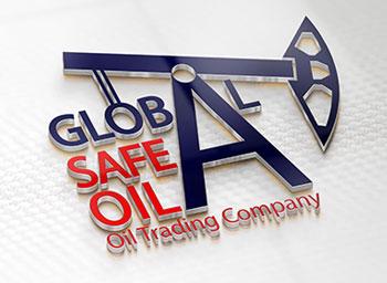 طراحی شرکت نفتی Global Safe Oil