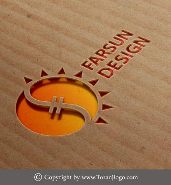 طراحی لوگوی شرکت فرسان دیزاین