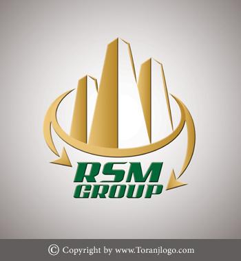 طراحی لوگوی شرکت RSM Group