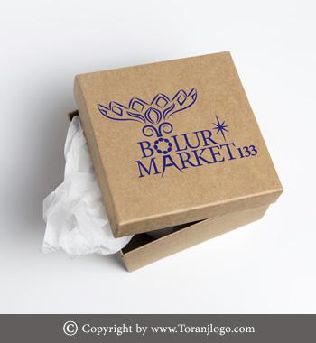 طراحی لوگوی Bolur Market