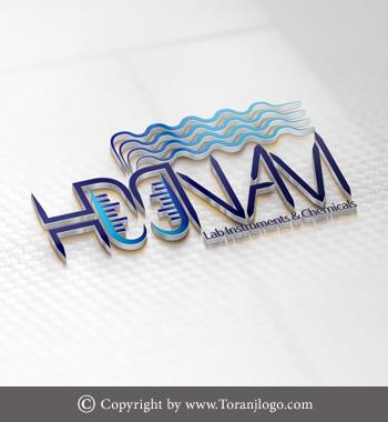 طراحی لوگوی شرکت نفتی هونام