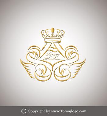 طراحی لوگوی سرای ابریشم