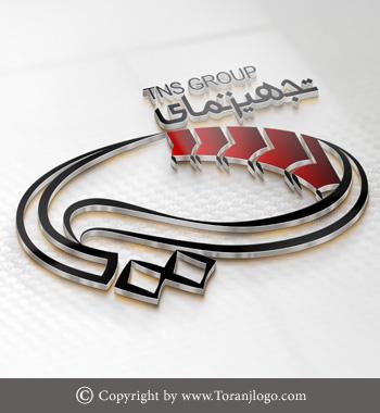 طراحی لوگوی شرکت تجهیز نمای سیما