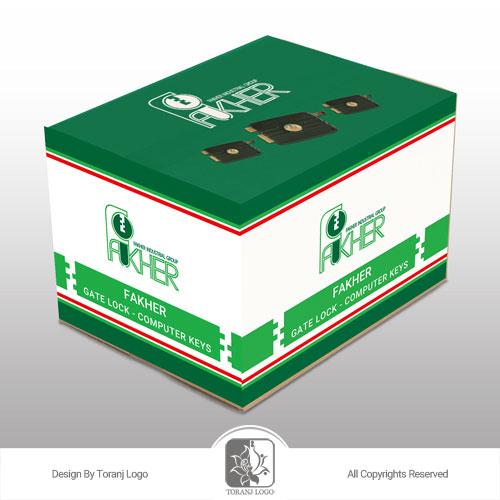 طراحی جعبه فاخر (Fakher)
